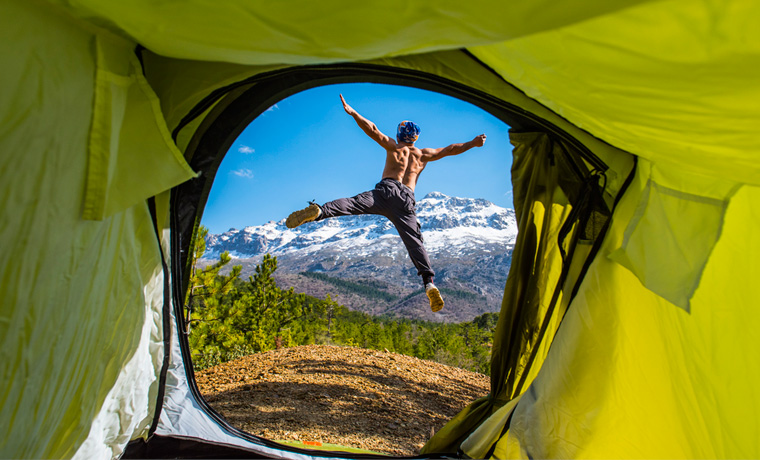 6 Health Benefits of Camping That Will Make You Feel Amazing